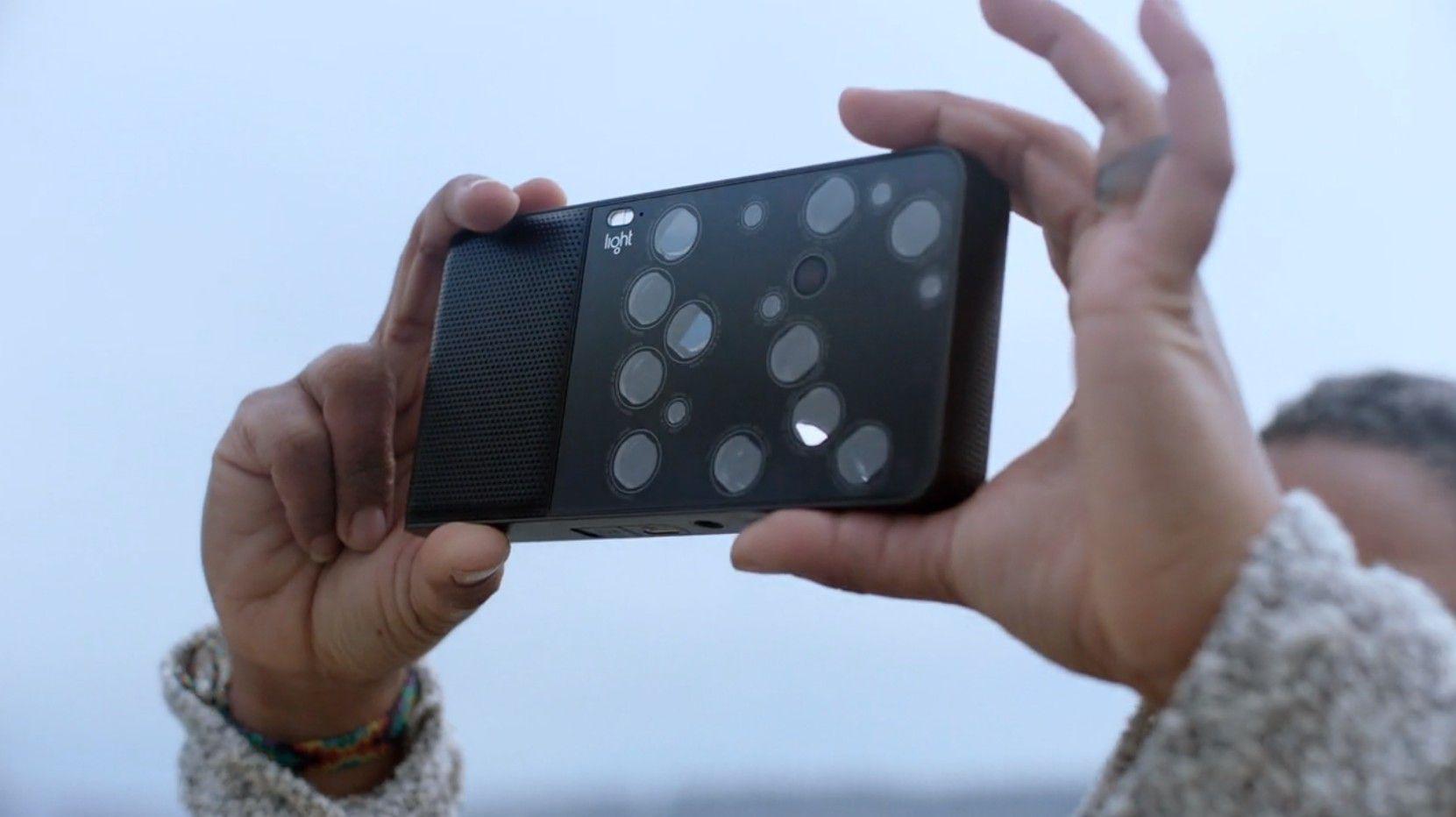 صورة هاتف مع 9 كاميرات تحت التحضير