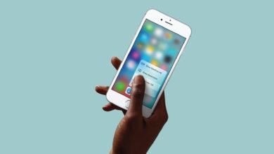 Photo of تسريبات | خاصية 3D Touch قد يتم حذفها من هواتف آيفون القادمة