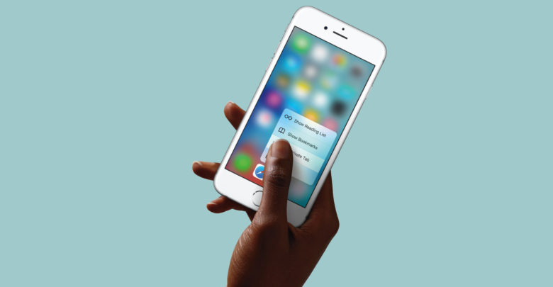 Photo of تسريبات   خاصية 3D Touch قد يتم حذفها من هواتف آيفون القادمة