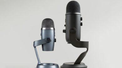 Photo of المايكروفون الشهير صديق كل يوتيوبر، الآن في نسخة أصغر(وأشيك)