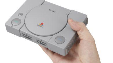 Photo of سوني ستقوم بطرح نسخة مجددة من PlayStation الأصلي مع مخرج HDMI