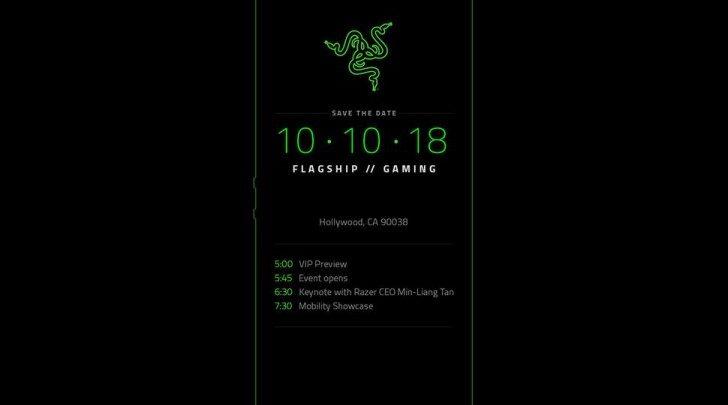 Photo of الجيل الجديد من هاتف Razer سيتم الإعلان عنه الشهر القادم