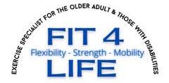 Fit 4 Life Logo