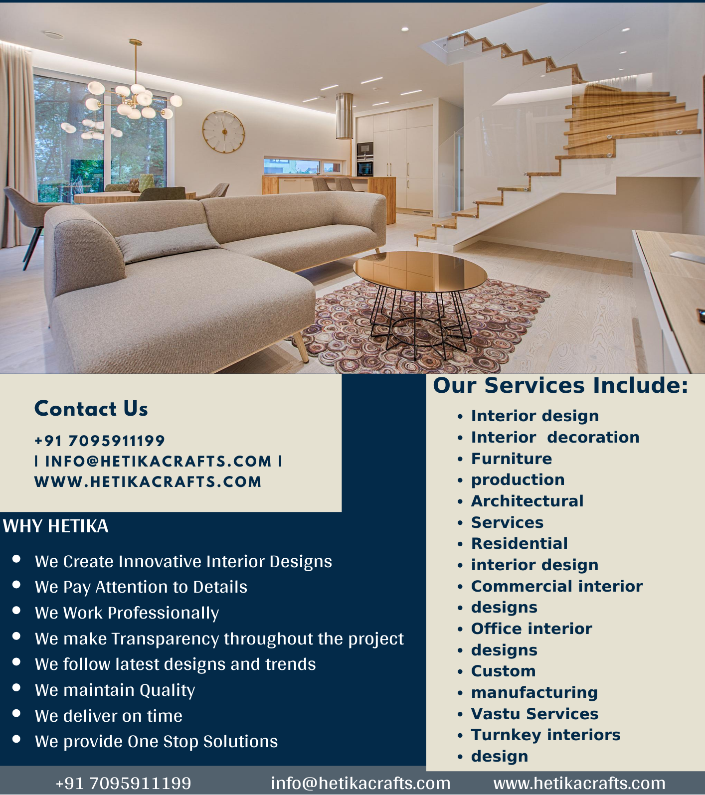 We Design Beautiful Homes for Every Dream