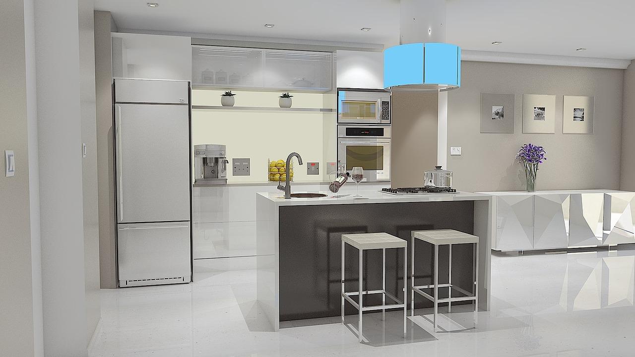 Top 10 Smart Kitchen Interior Design Ideas