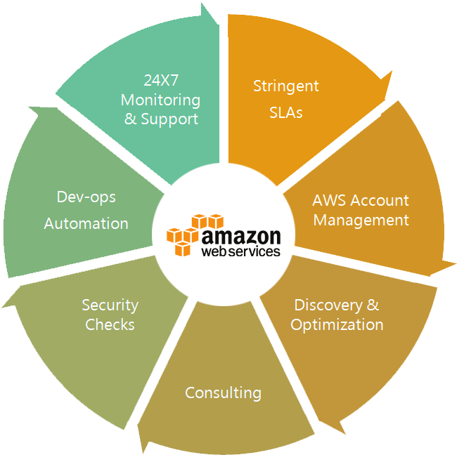Managed AWS Services