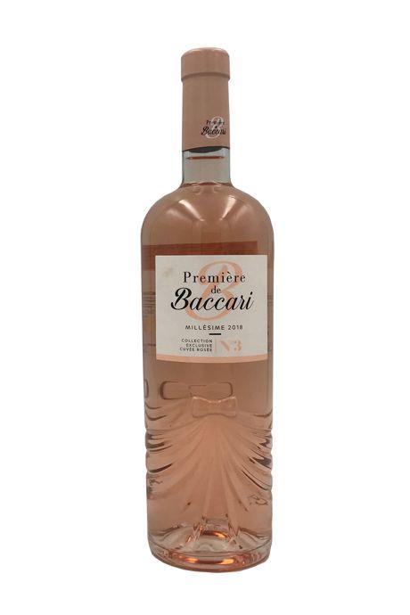 Dom de Baccari - Premiere de Baccari Rose 2018