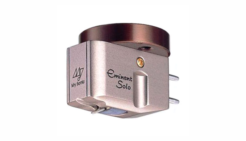 My Sonic Lab Eminent Solo (Mono) MC Cartridge