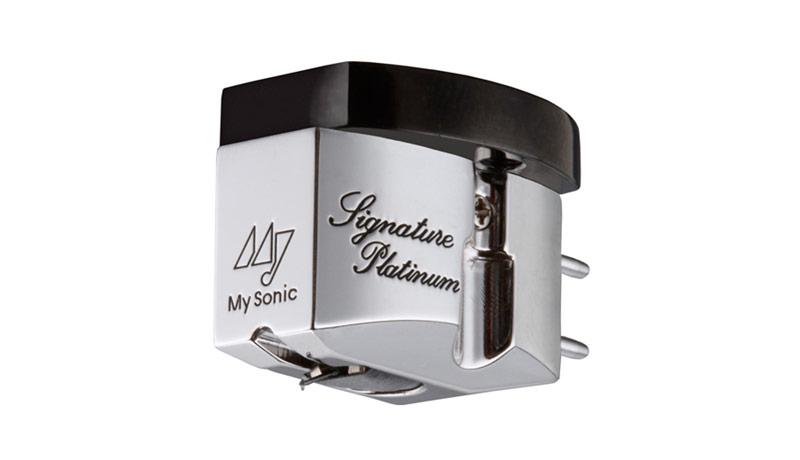 My Sonic Lab Signature Platinum Moving Coil Cartridge