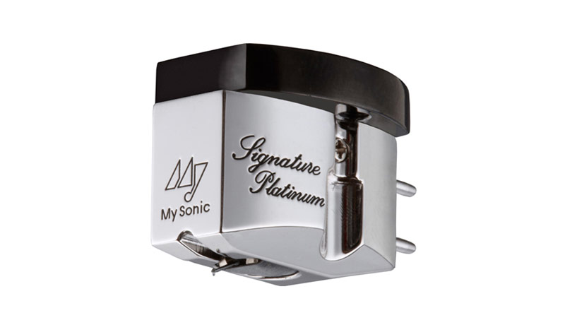 My Sonic Lab Signature Platinum Moving Coil Cartridge