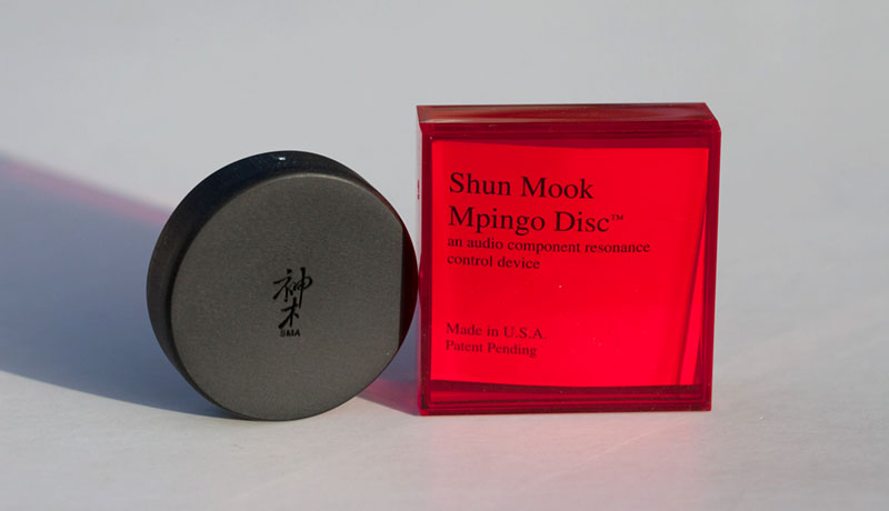 Shun Mook Mpingo Disk