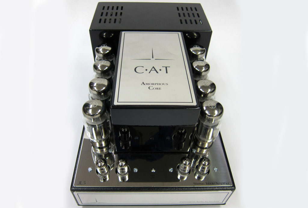 CAT JL 5 Stereo Power Amplifier