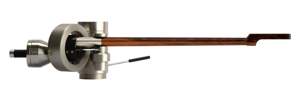 Primary Control Reference Tonearm