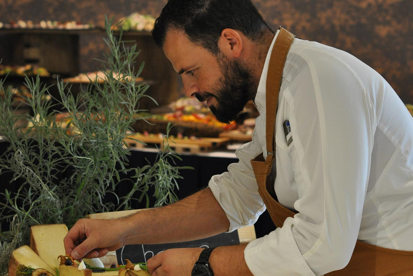 Our Executive Chef, talks travel, inspiration & life decisions.
