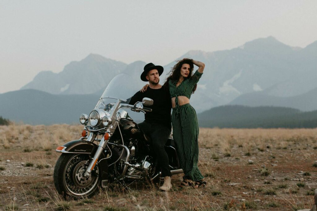 Badass Love Session in the Rockies, Canada 8