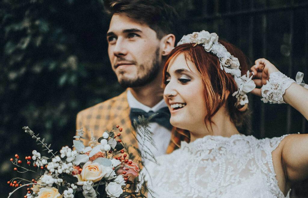 Boho wedding brussels paris