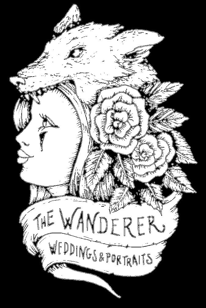 The Wanderer | Belgium Wedding Photographer for wild lovers