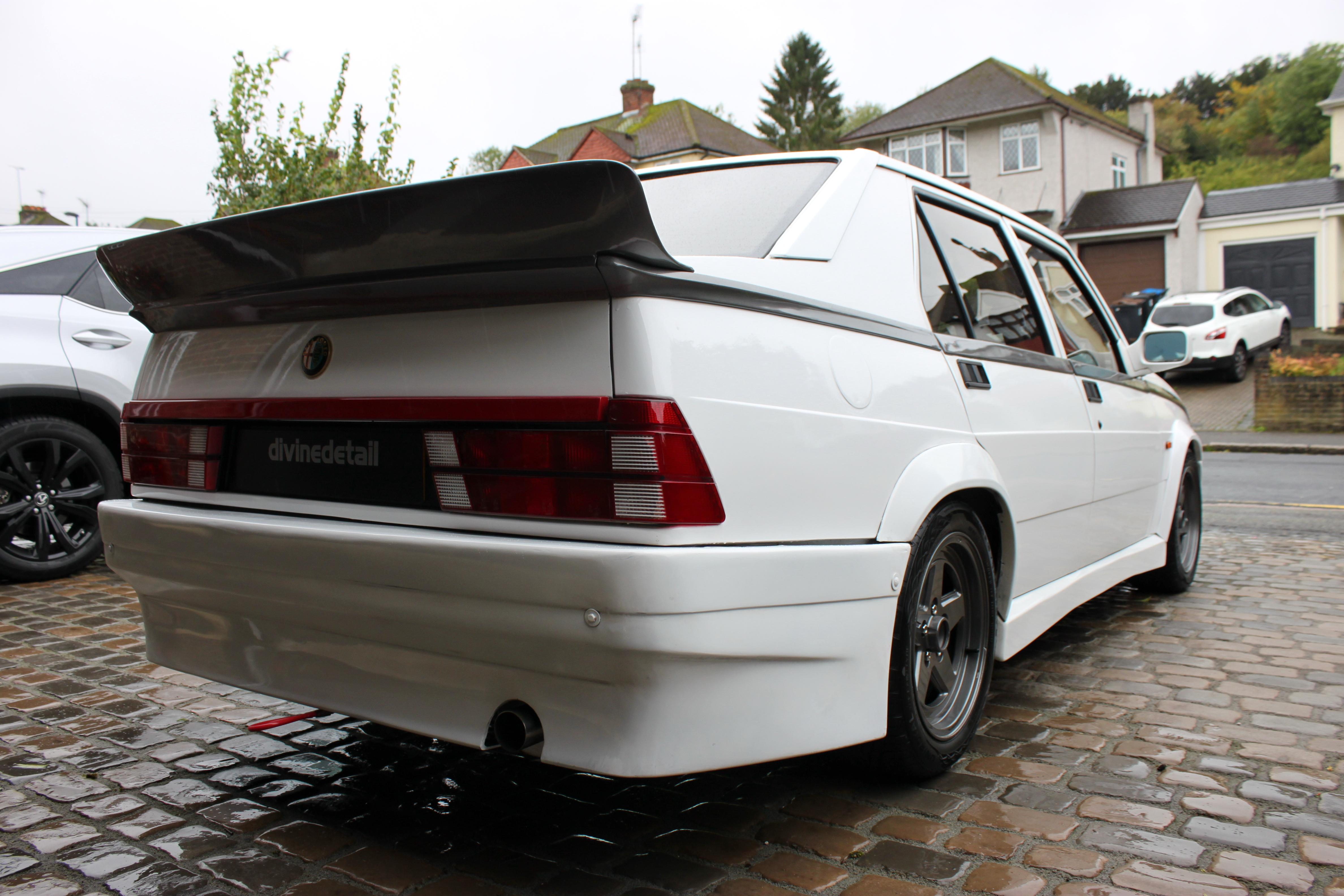 Alfa 75 Track