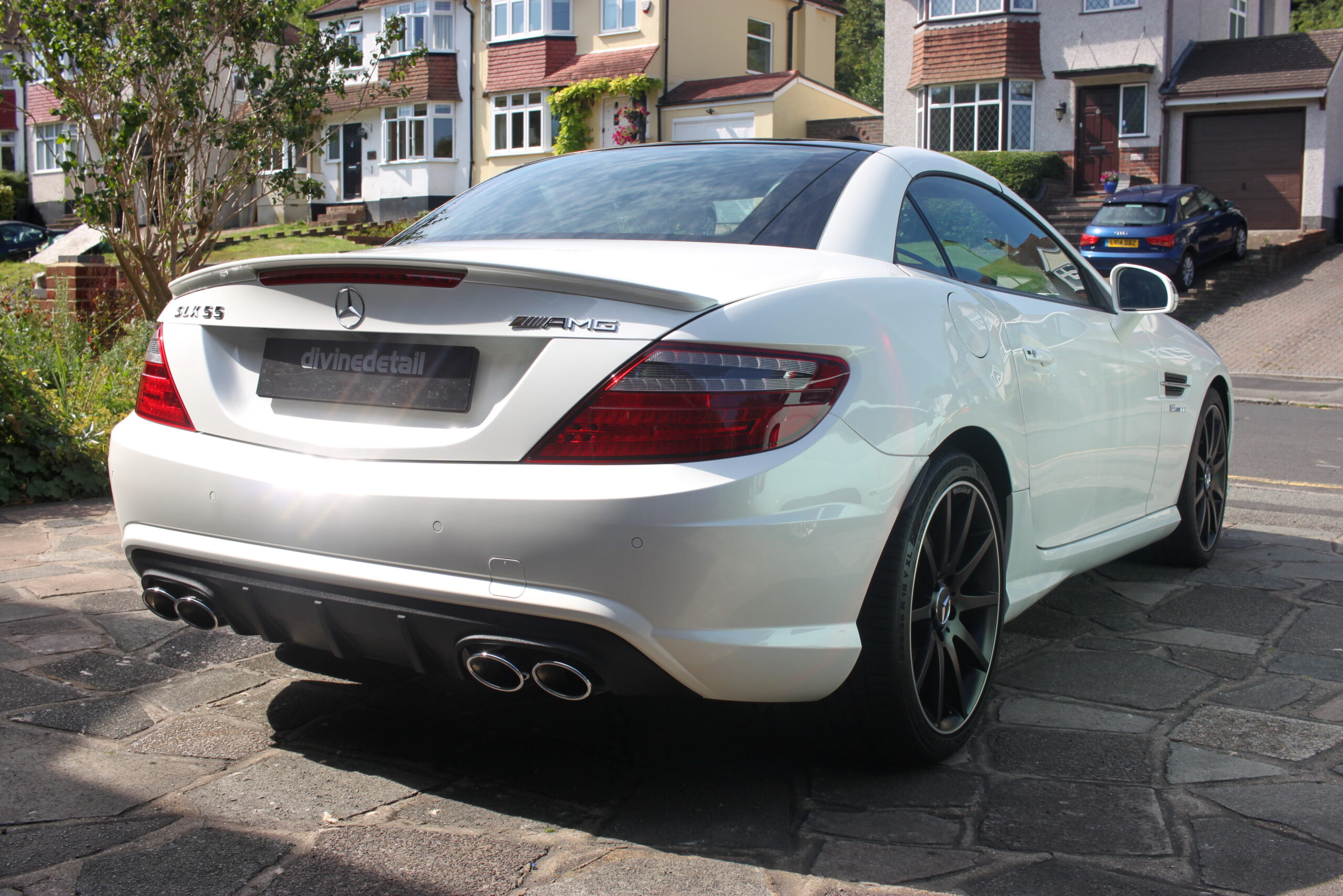 Mercedes SLK55 AMG