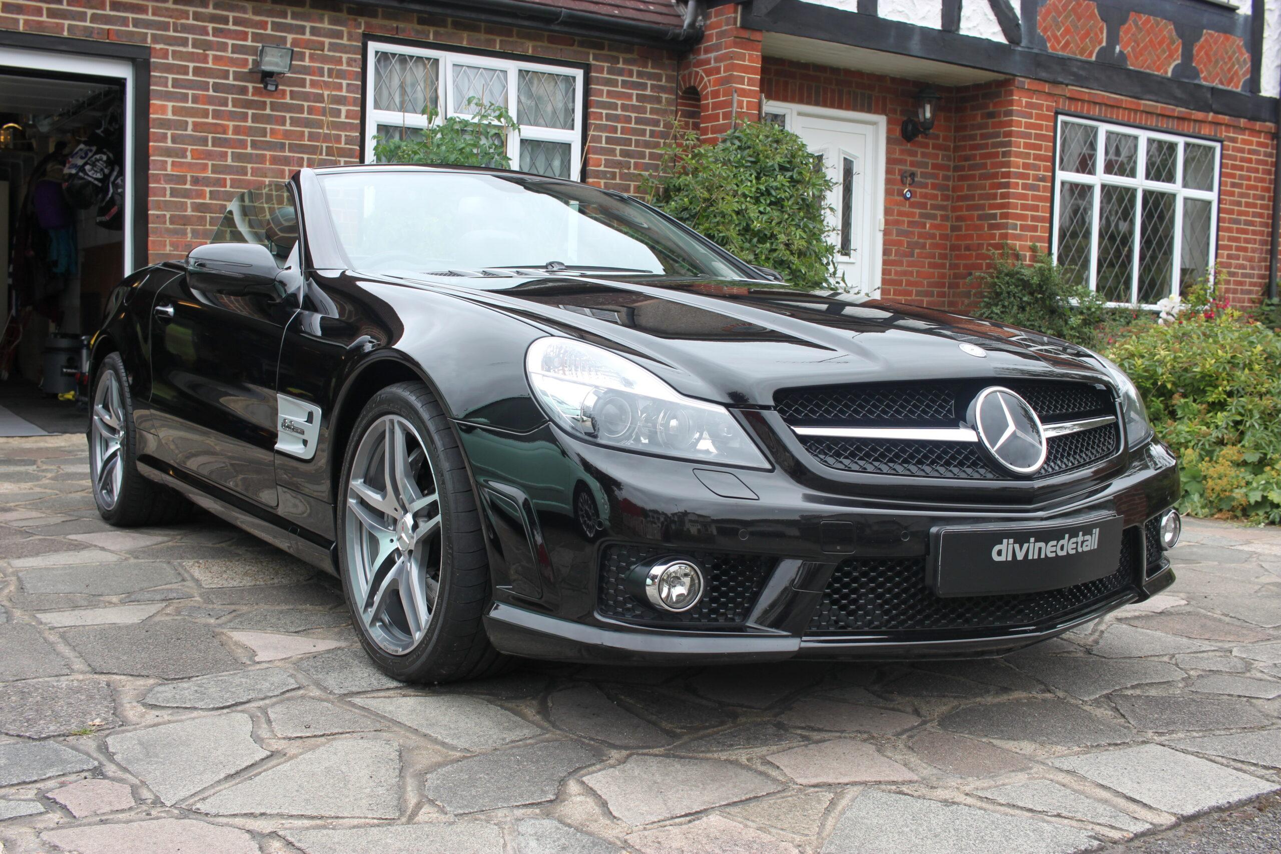 Mercedes SL63