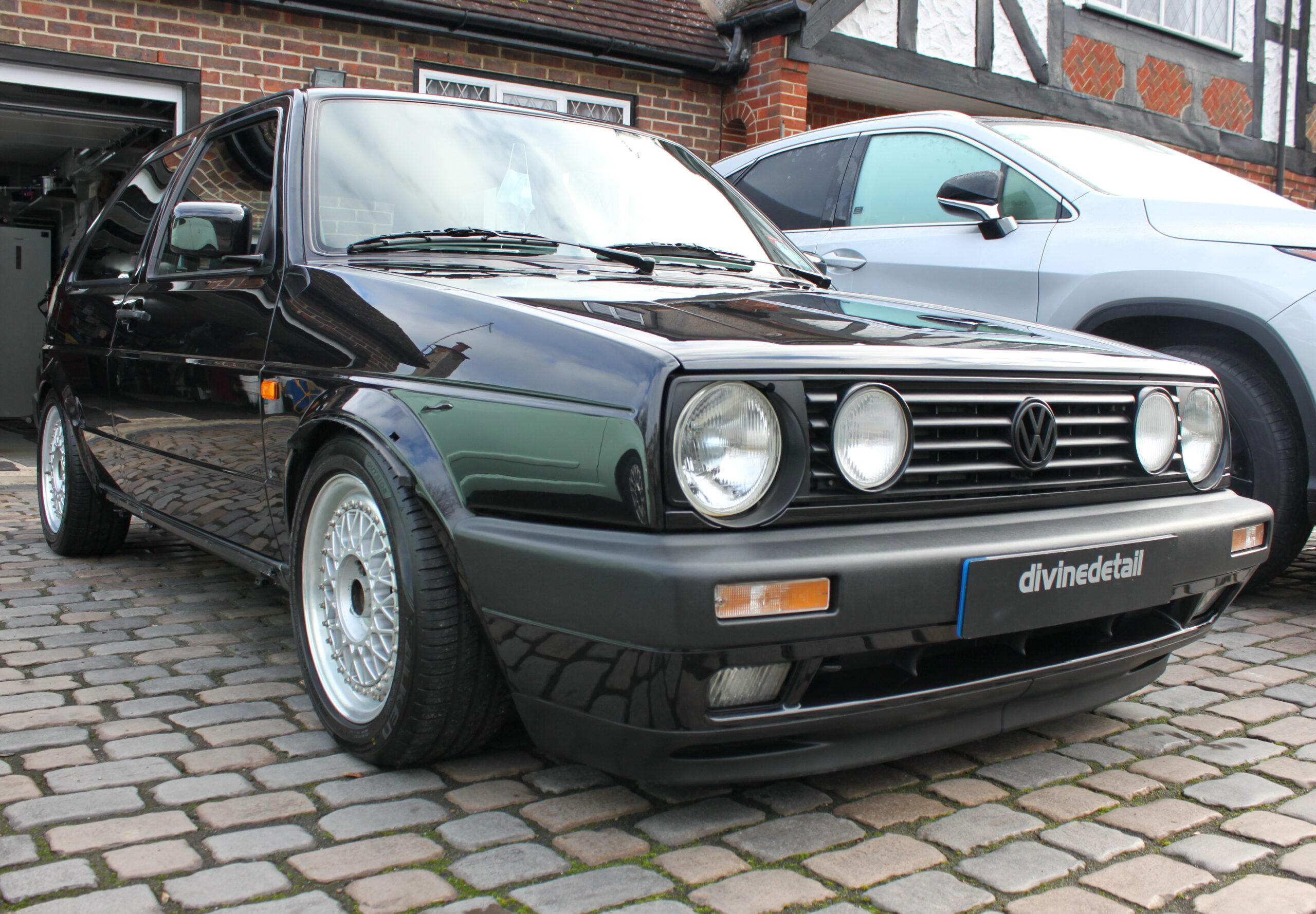 MK2 Golf GTI