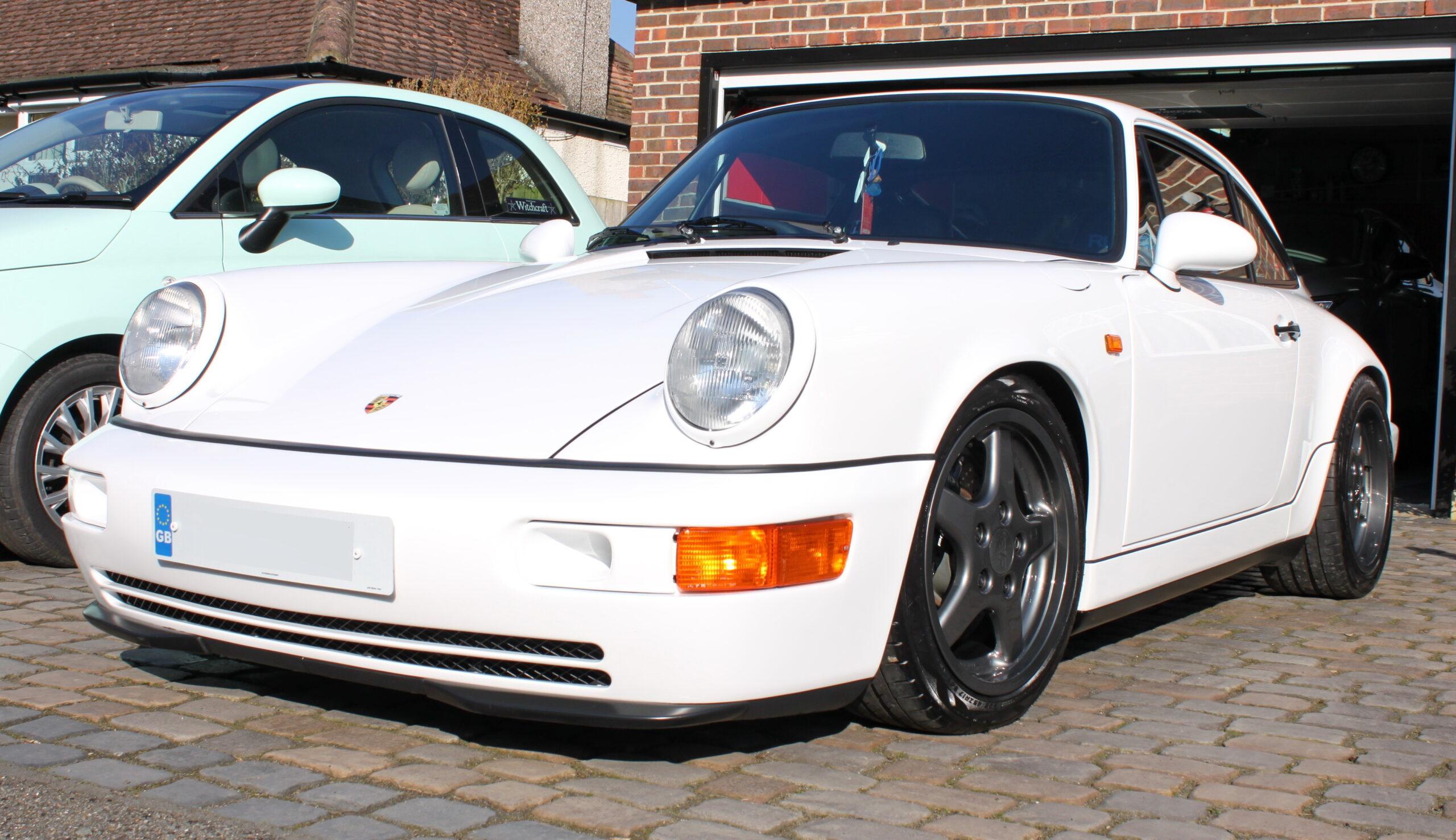 Porsche detail