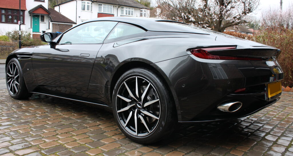 Aston Martin DB11 detailed
