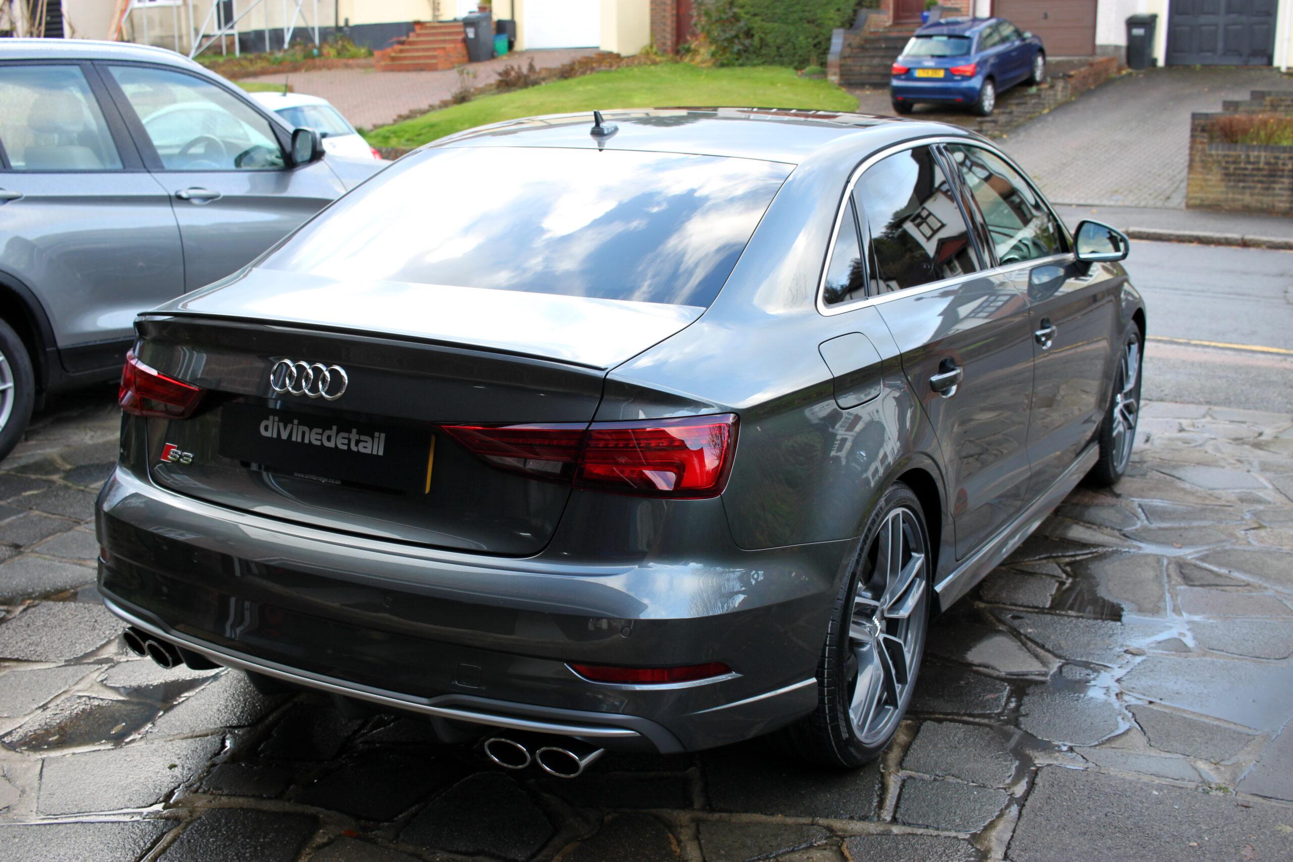 Audi S3 New car detail