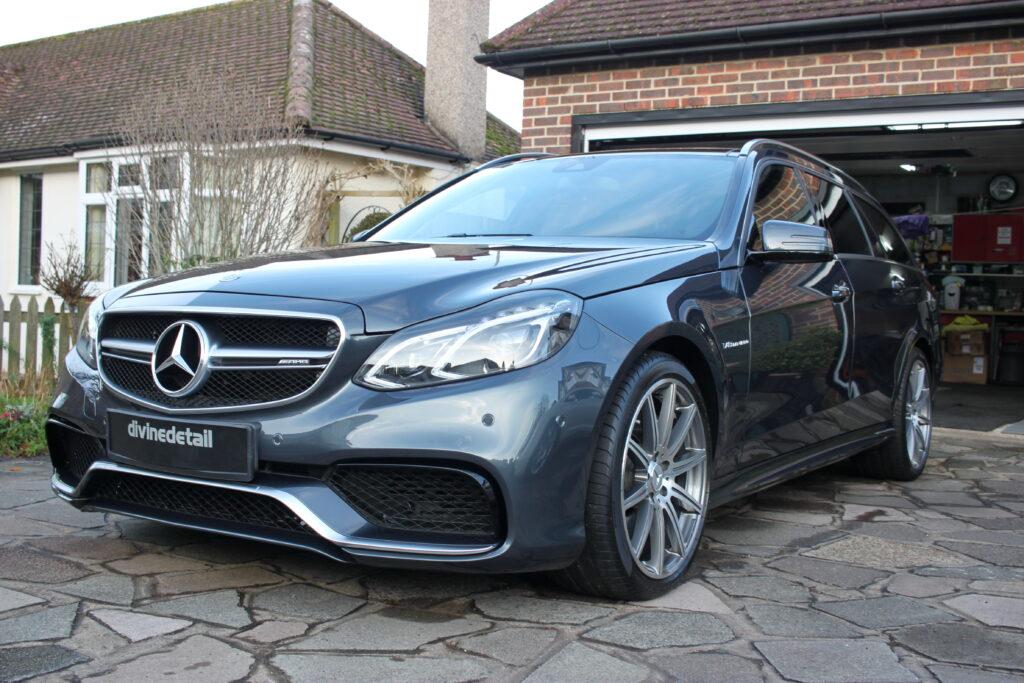Mercedes E63 Estate