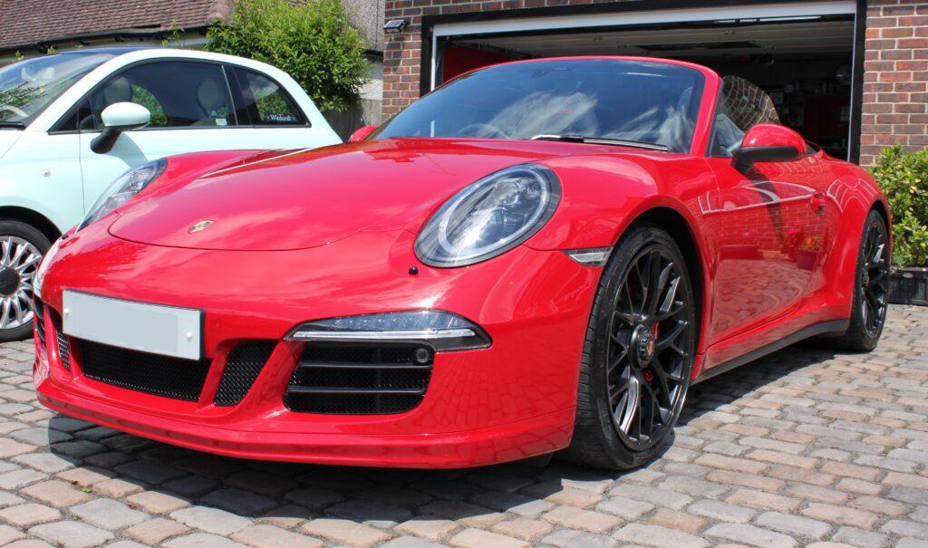 Porsche 991.1 GTS