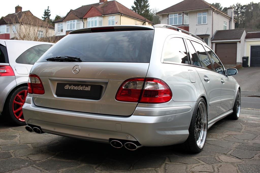 Mercedes E55