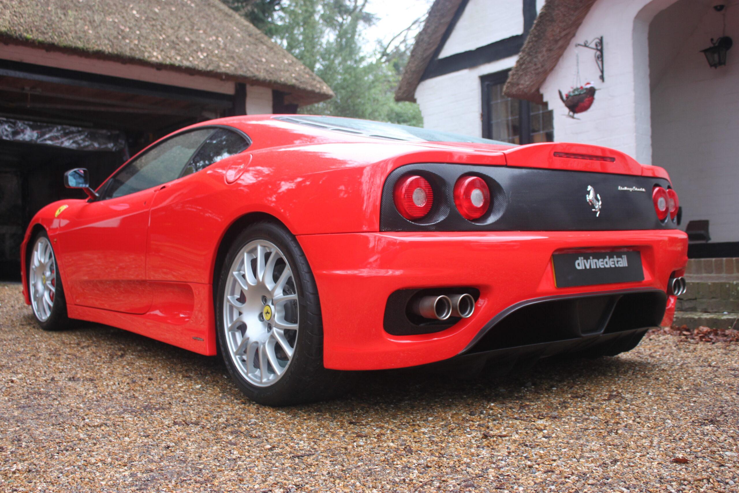 Ferrari Challenge Stradale