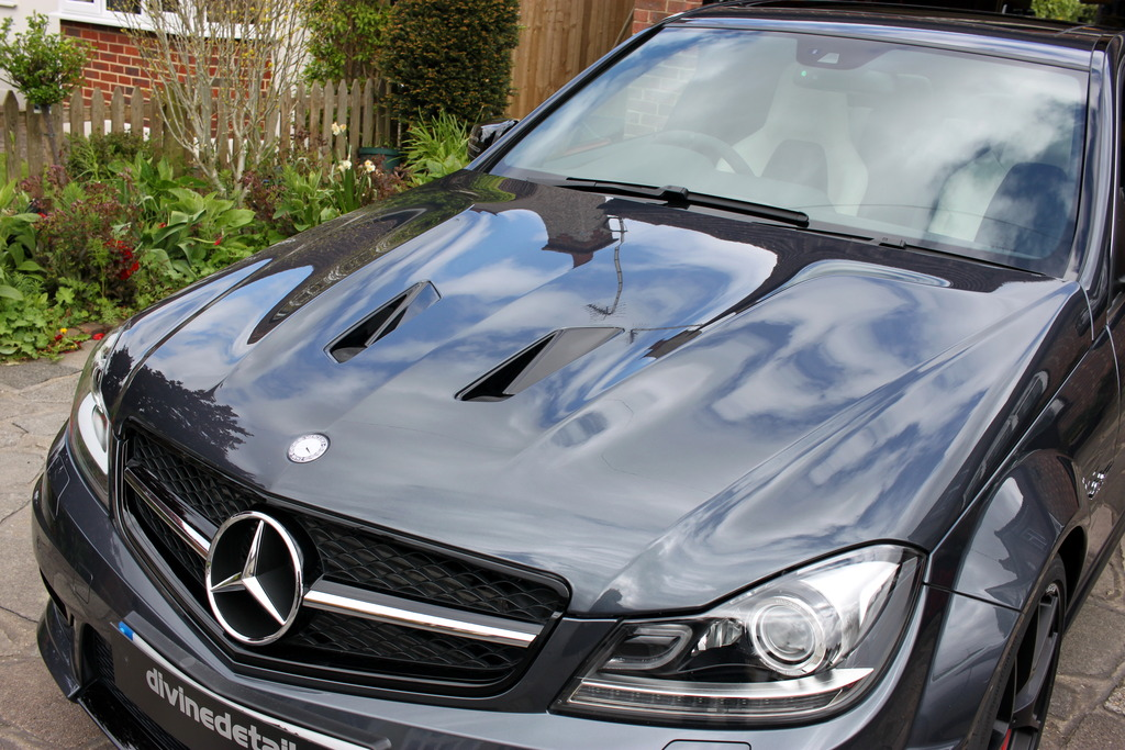 Mercedes C63 507 Edition