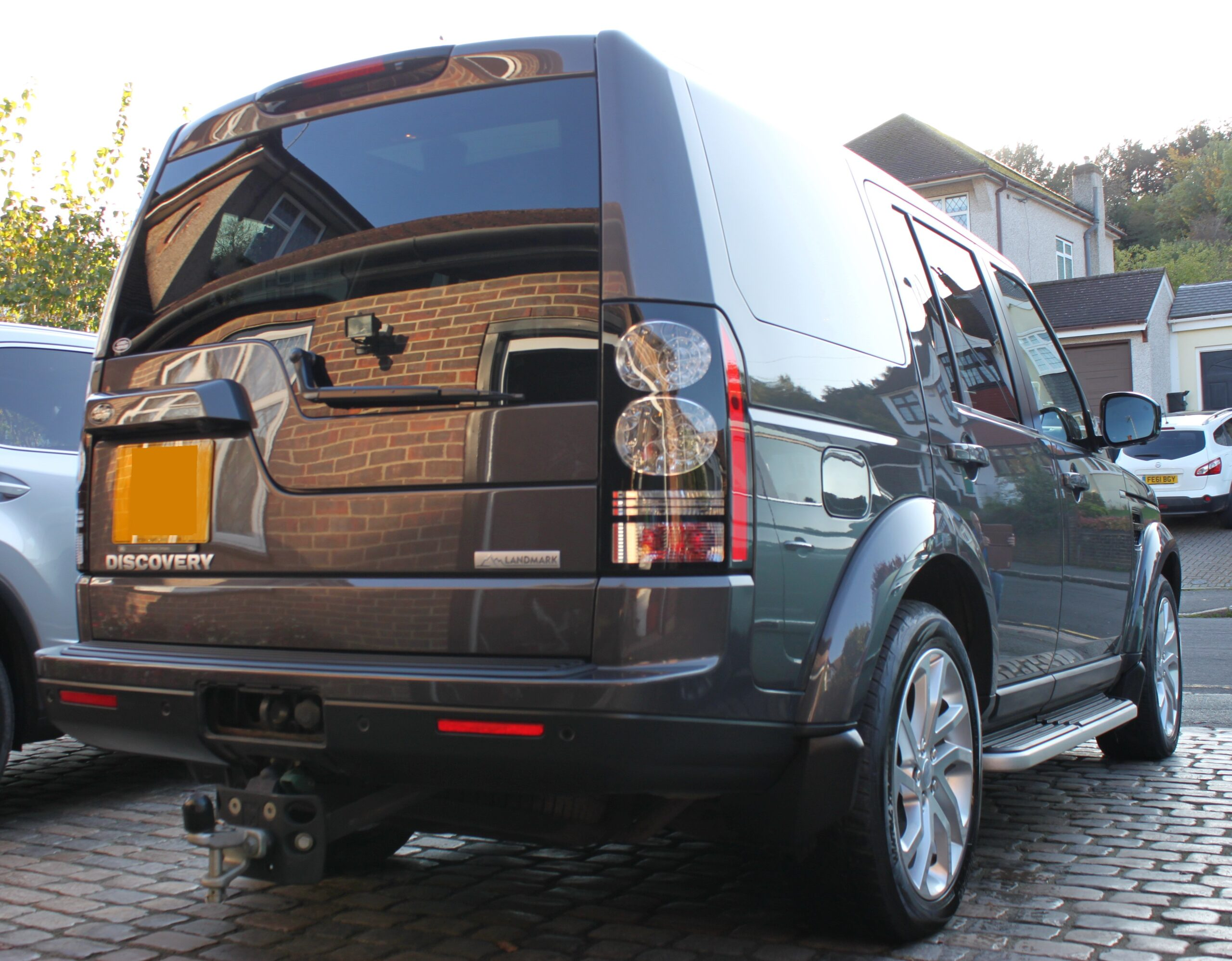 Land Rover Detailing