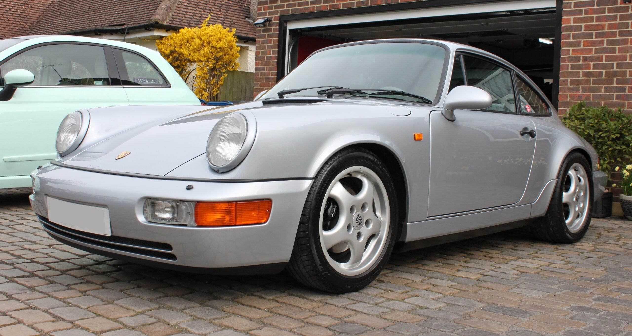 Porsche 964 detailed