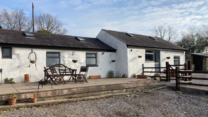The Cottage - outside view
