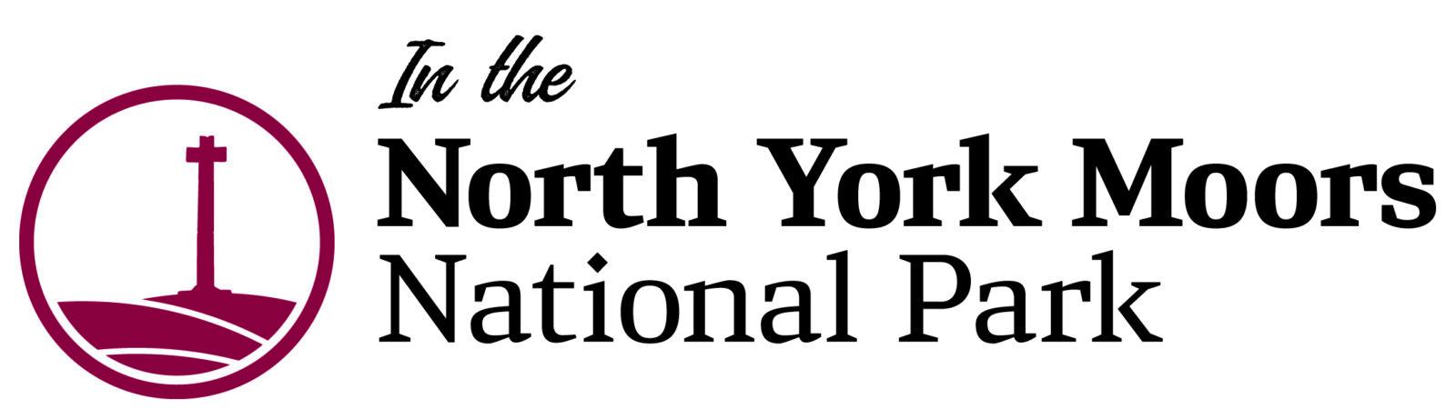North York Moors National Park logo.