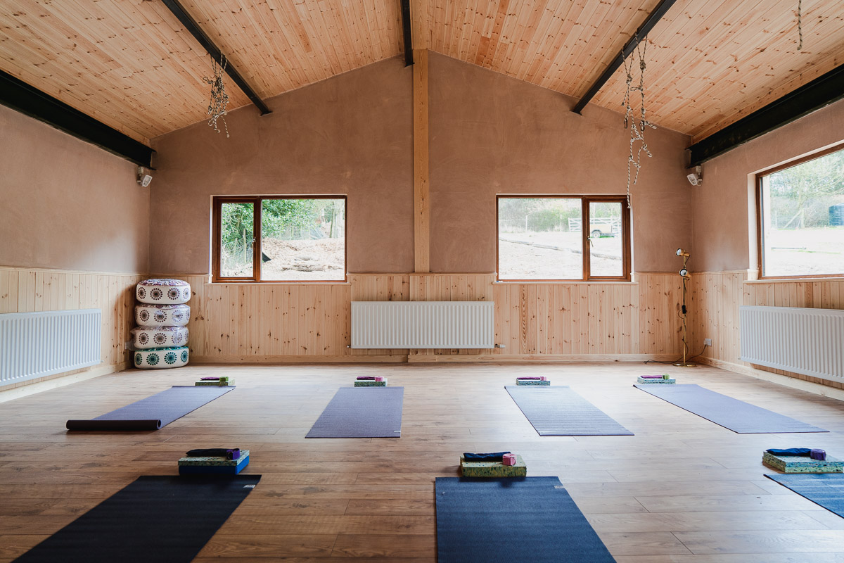 Filling our yoga studio - virtually