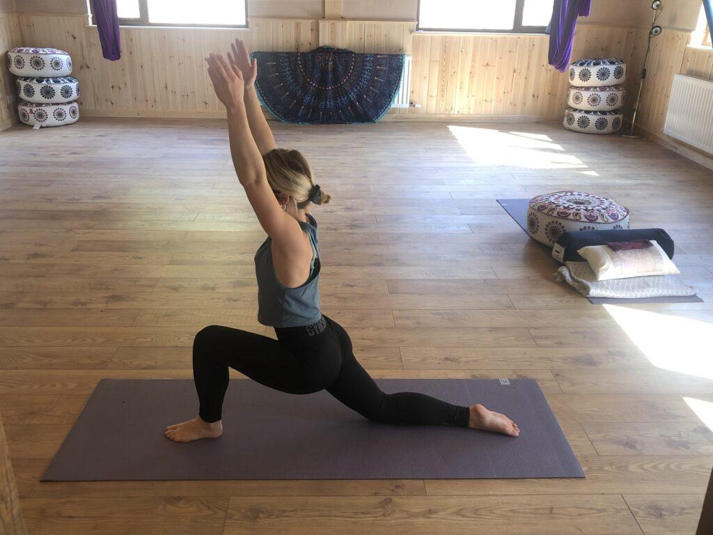 Seasonal yoga