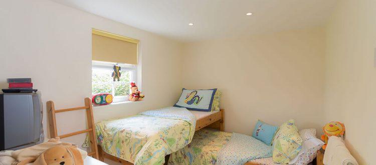 Rosebud children room