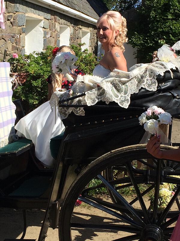 Wedding destination Closdevaulcreux