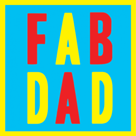 fab dad fathers day dad birthday malarkey malarkey-cards funky quirky unusual modern cool card cards greetings greeting original classic wacky contemporary art illustration fun vintage retro Brighton