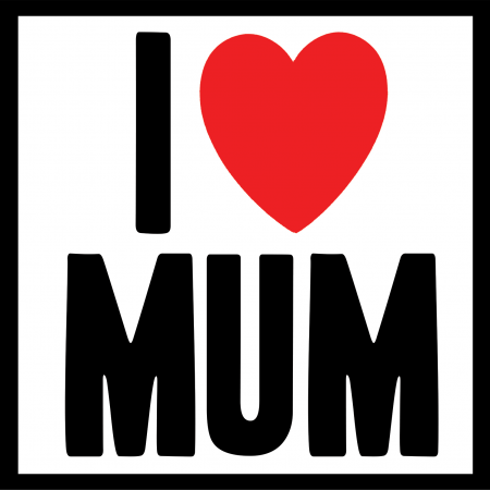 funky quirky unusual modern cool card cards greetings greeting original classic wacky contemporary art illustration photographic vintage retro mum heart love malarkey-cards mother's-day mother malarkey Brighton