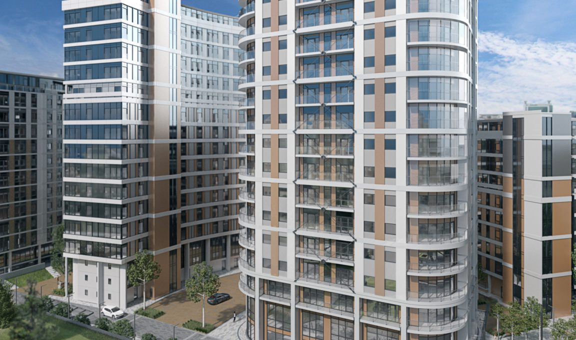 Northill Apartments at Fortis Quay 1