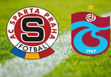 Sparta Prag Trabzonspor maçı hangi kanalda
