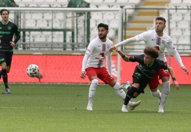 Ziraat Türkiye Kupası'da Konyaspor 3-1 kazandı