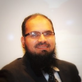Dr Nazir Ahmed