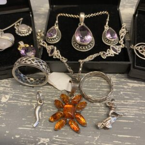 Gold & Silver Jewellery