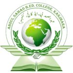 ABDUL SAMAD COLLEGE OF EDUCATION