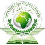ABDUL SAMAD COLLEGE OF EDUCATION
